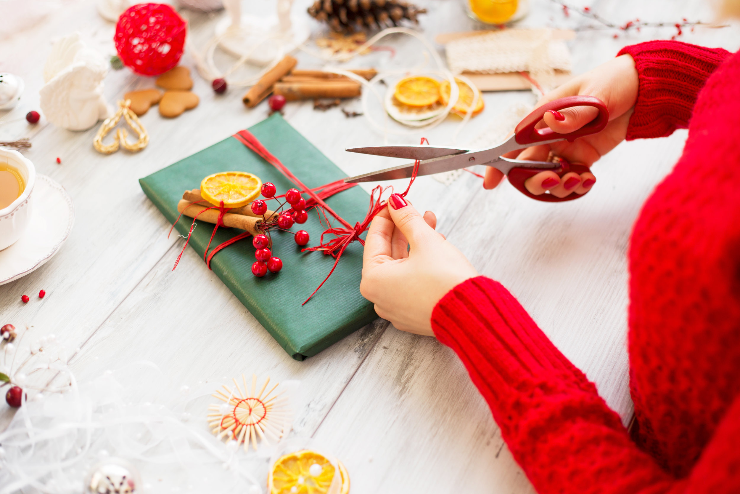 The holidays can be stressful... and no it's not all in your head! Many people feel that way. There's wrapping, cooking, long lines, shopping, decorating, planning and SO MUCH TO DO! Read on for one tip that will change your holiday and prevent burnout.