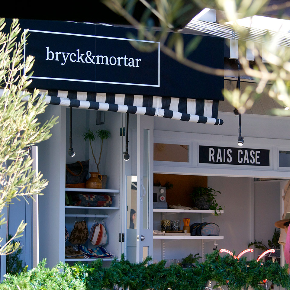 Bryck and Mortar will host a green themed sip and shop!