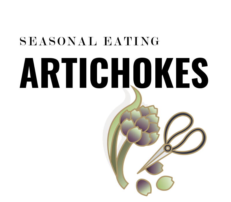 Seasonal Eating: Artichokes