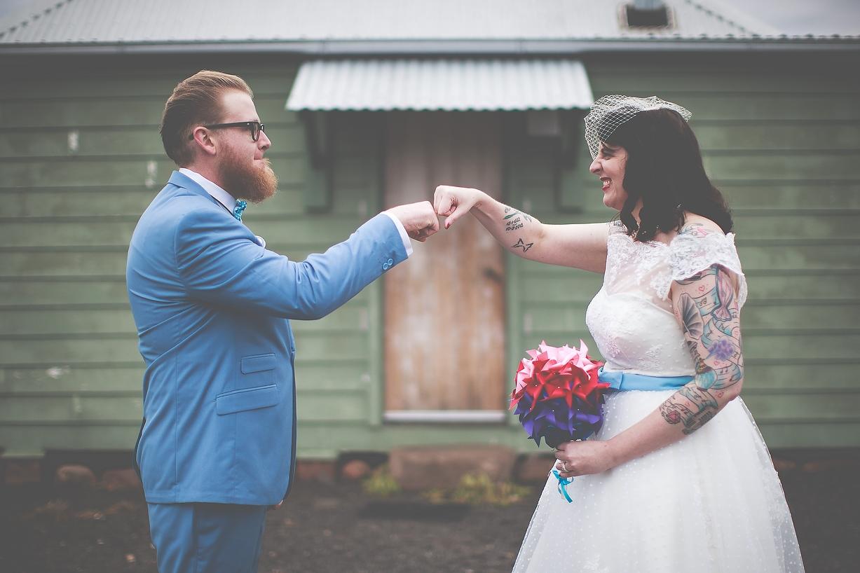 Kat + Jas's Berry NSW wedding photos, South Coast NSW