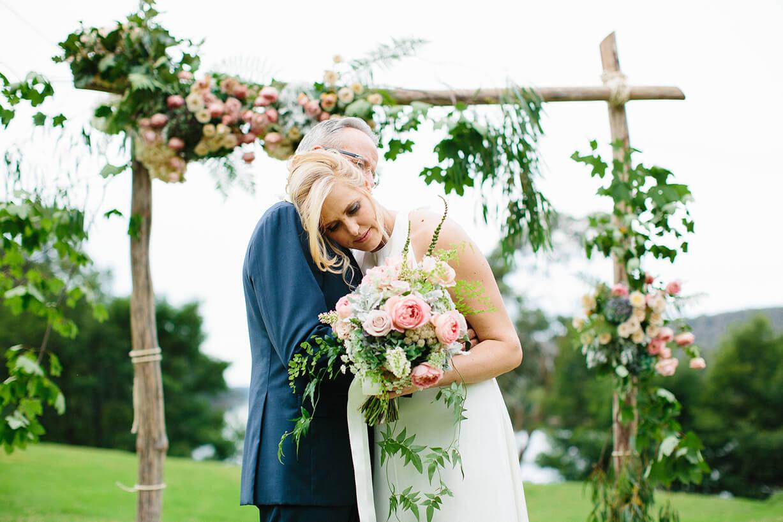 Michelle + Michael - Riversdale wedding NSW