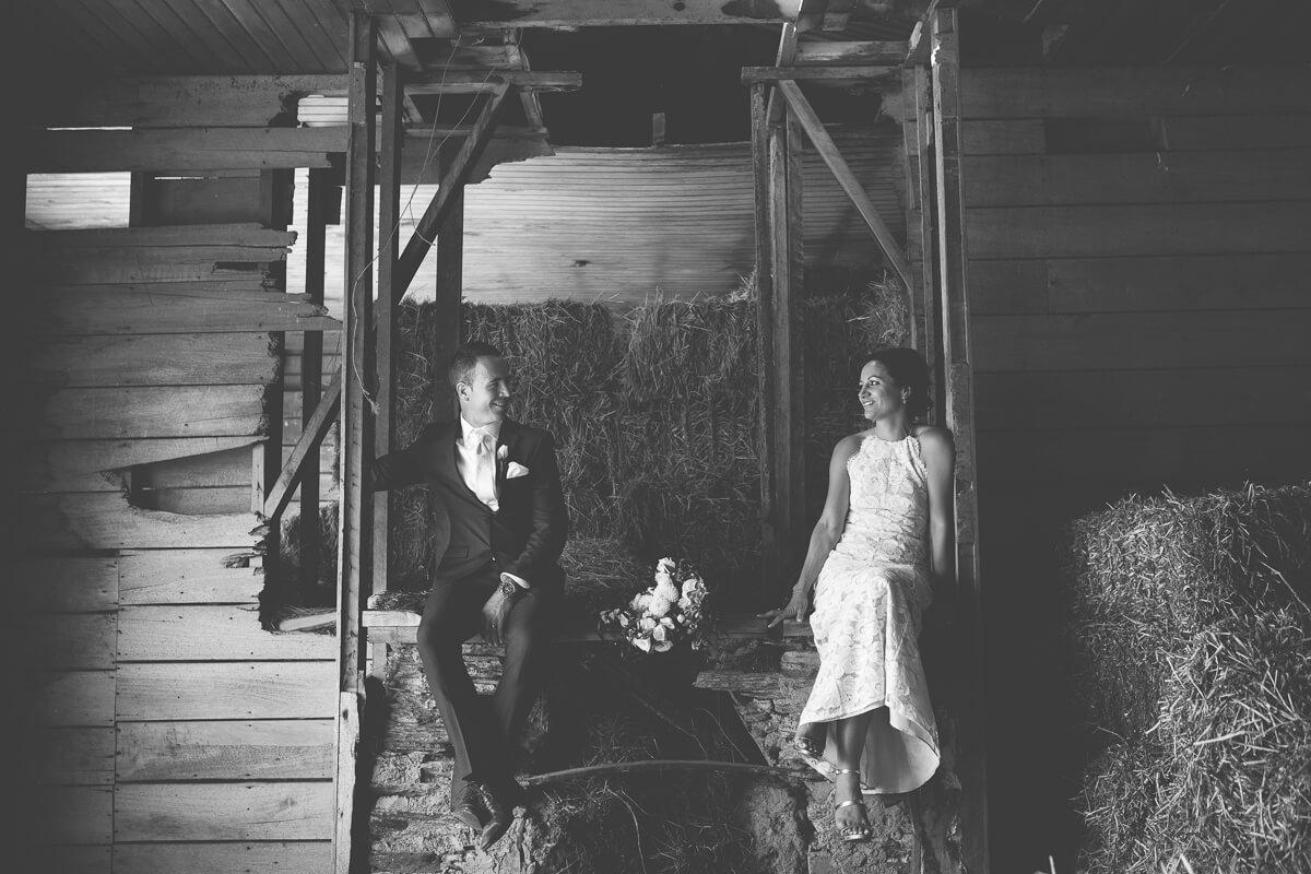 Michelle + Roo - NZ High Country wedding Queenstown New Zealand