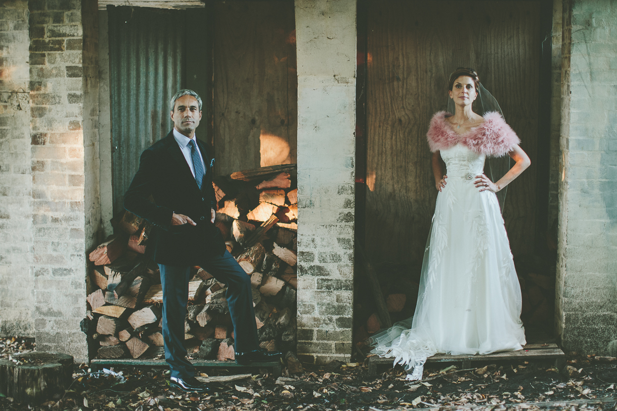 Alana + Dom - Peppers Manor House, Southern Highlands NSW