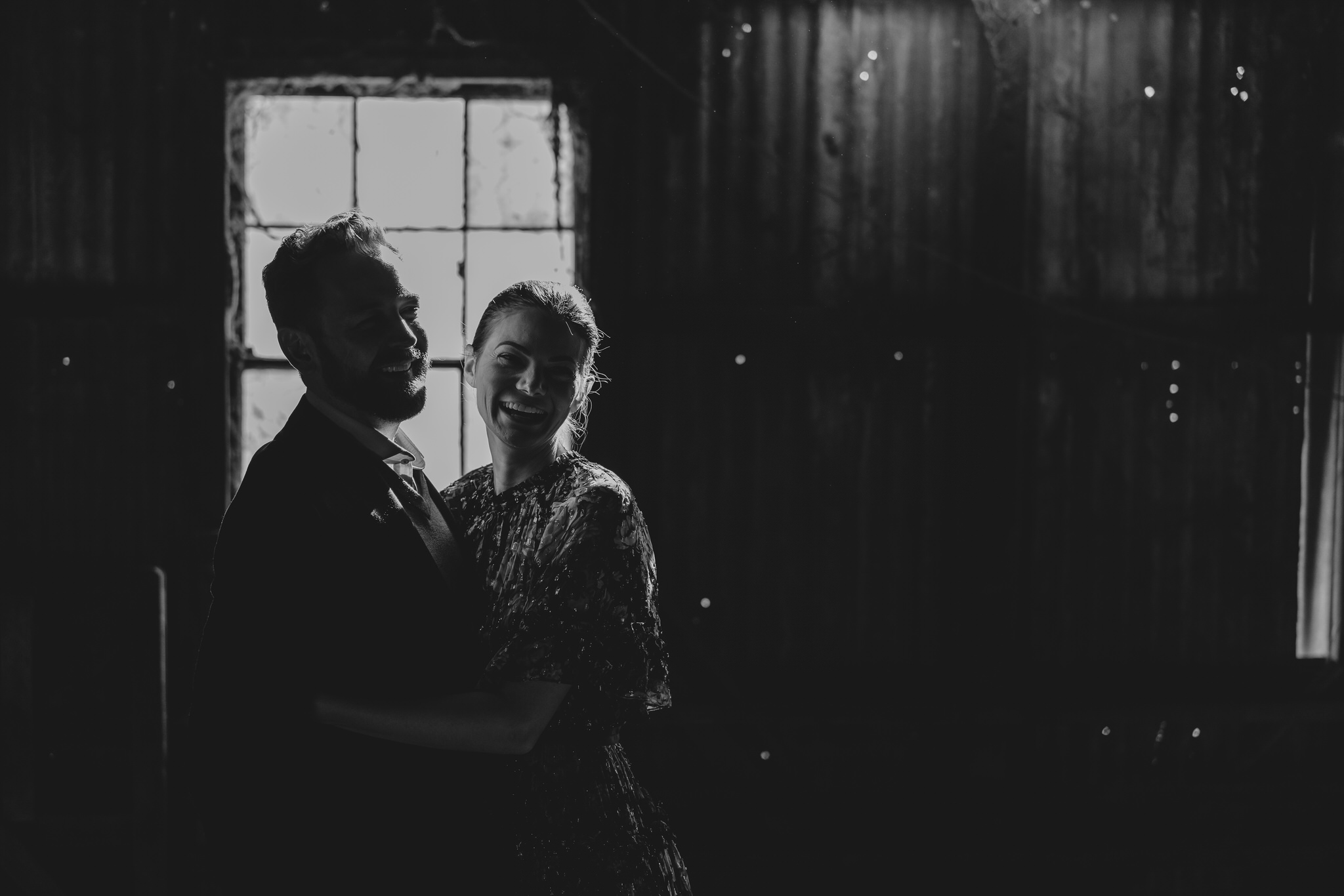 Wedding photography by Into The Clearing