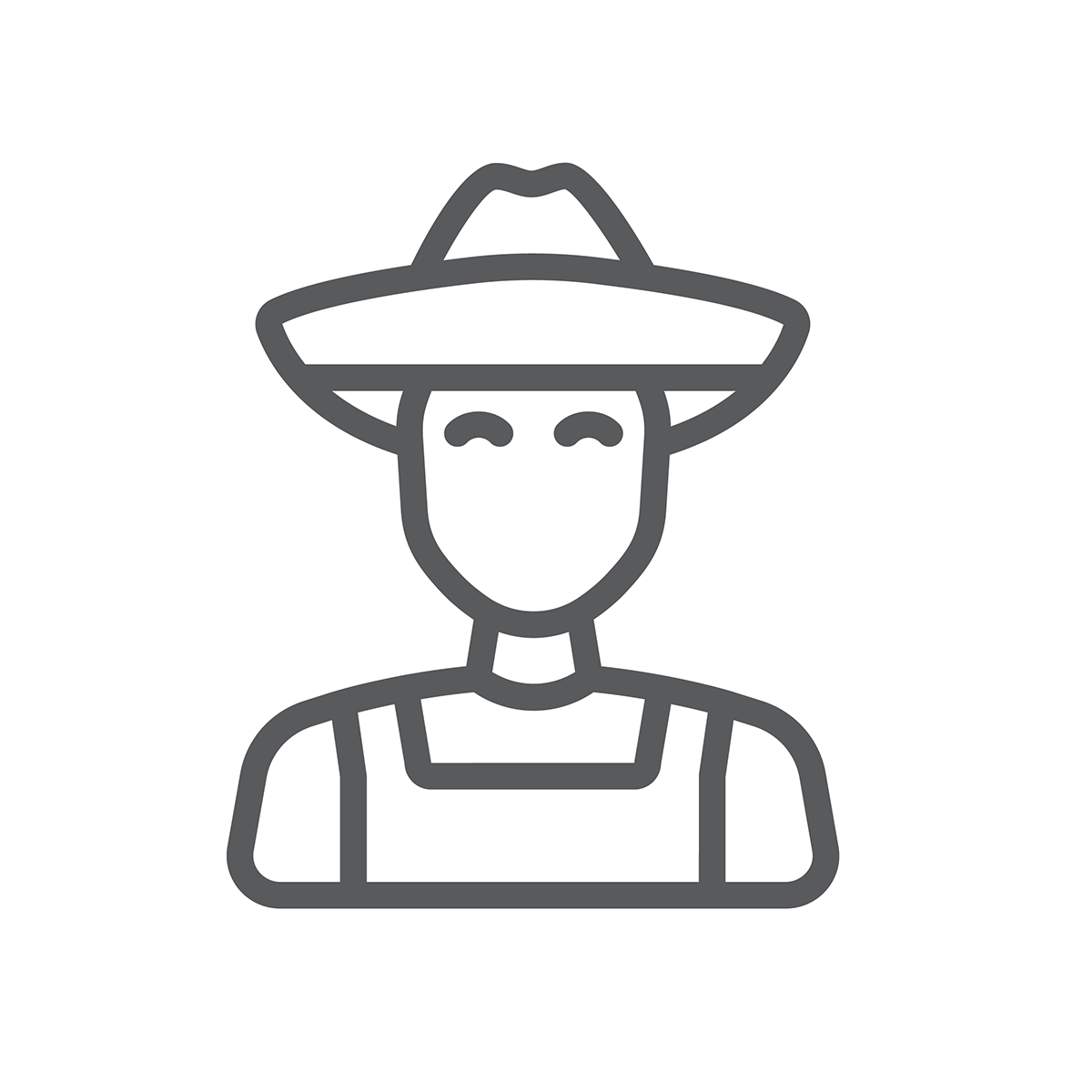 farmer graphic