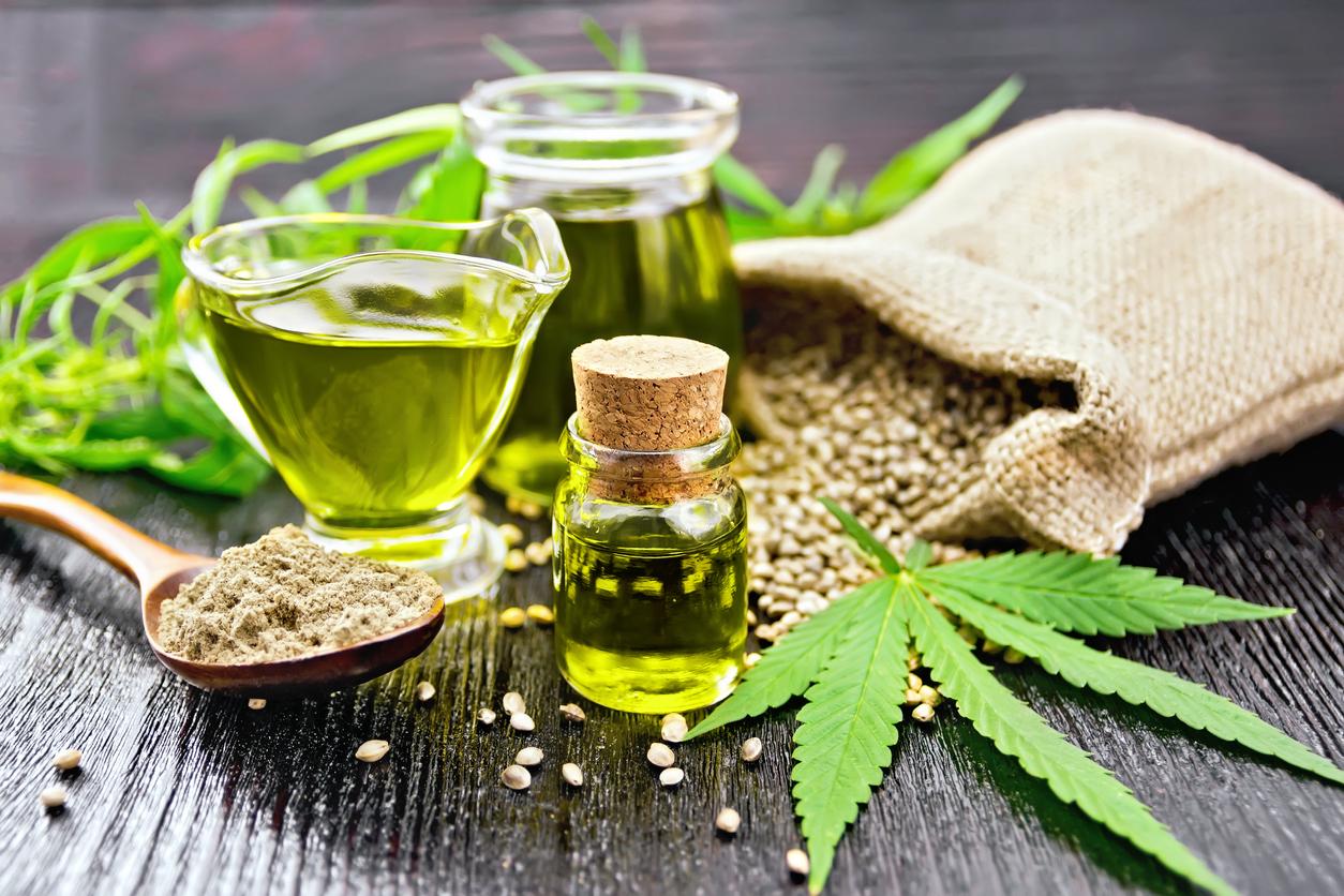 hemp/cbd oil/hemp seeds