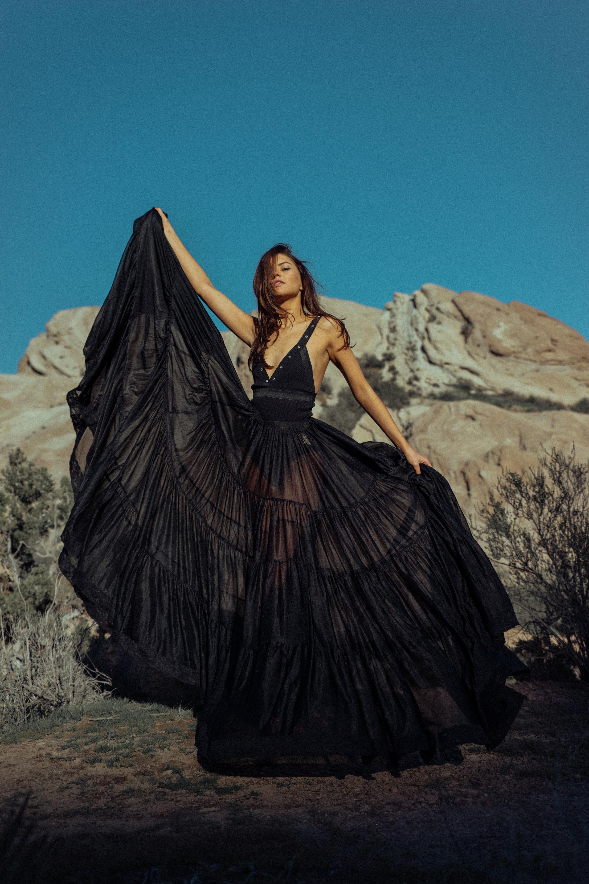 Joanna - Vasquez Rocks, CA