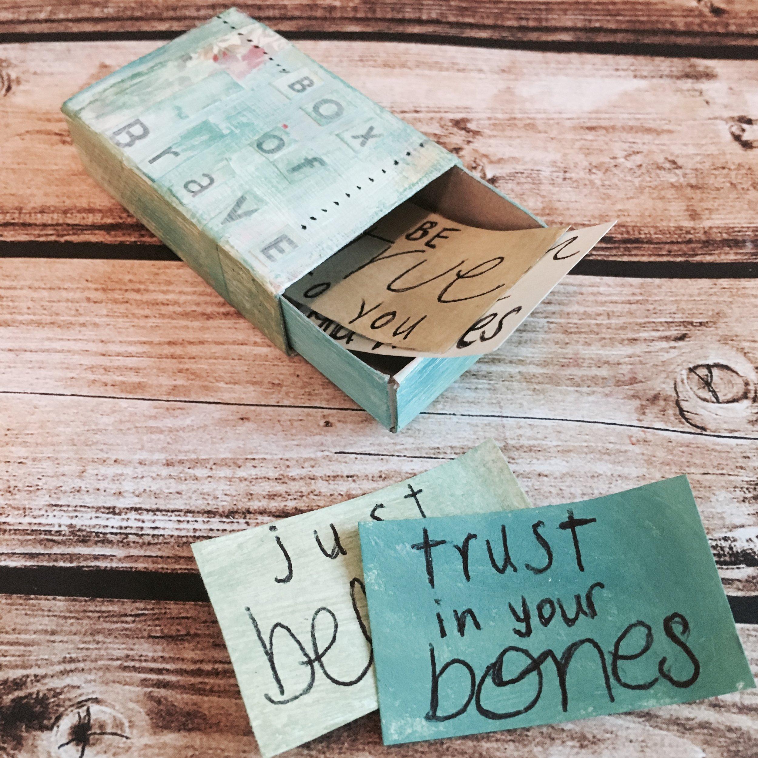 box of brave