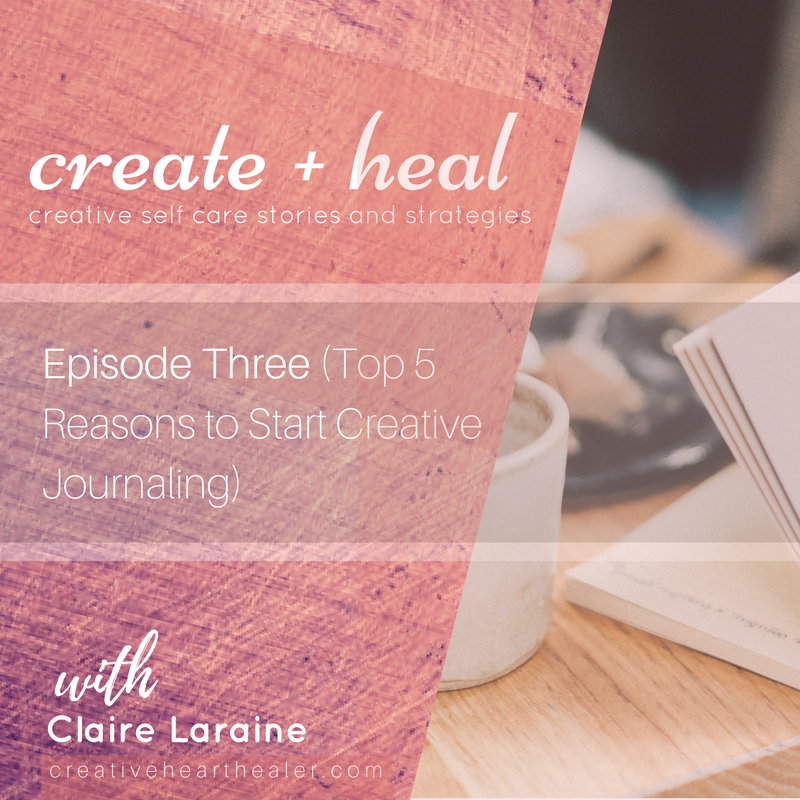create + heal episode 3