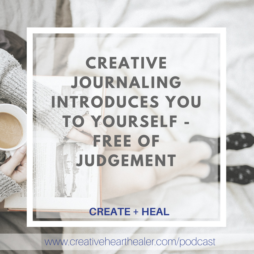 top 5 reasons to start creative journaling