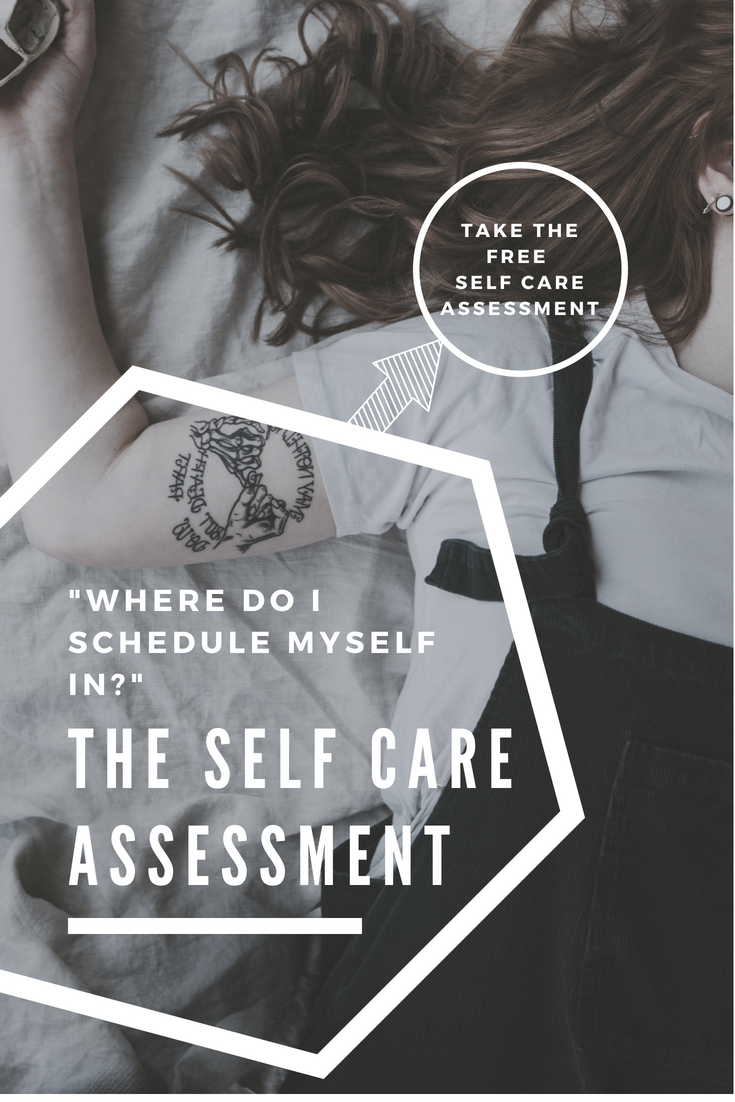 THE SELF CARE ASSESSMENT