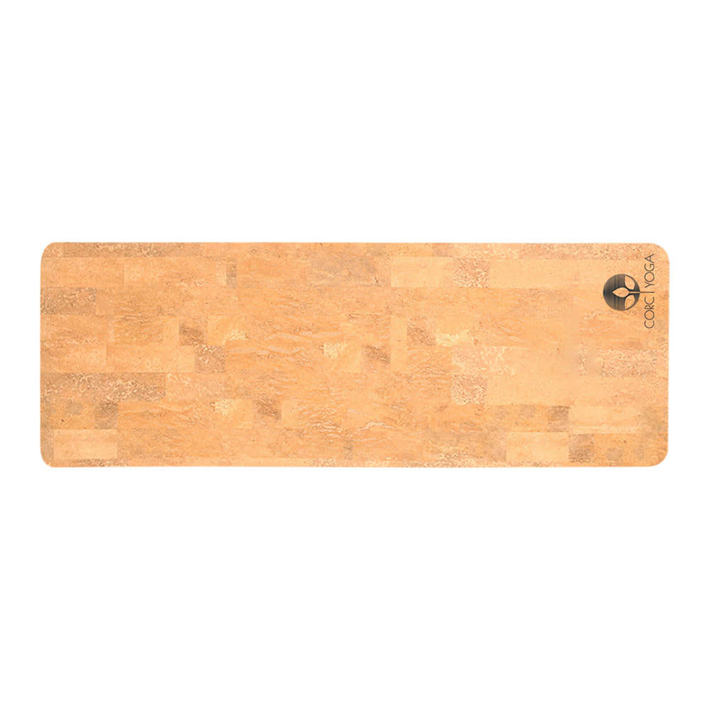 Corc Yoga Breathe :: Dark Landscape Personalized Engraved Cork Yoga Mat ,  $164