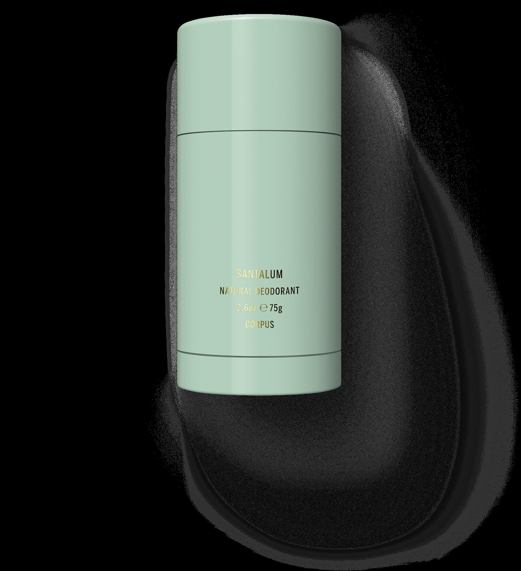Corpus Naturals Natural Santalum Deodorant  , $22