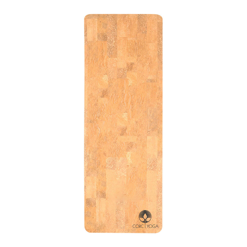 Corc Yoga Breathe :: Personalized Engraved Cork Yoga Mat, $164