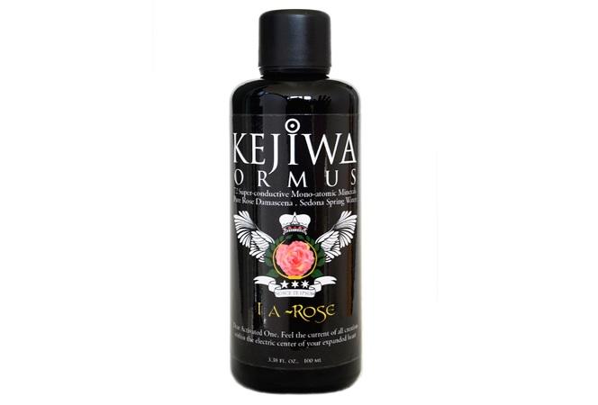 Kejiwa I A-Rose Ormus Elixir,   $44