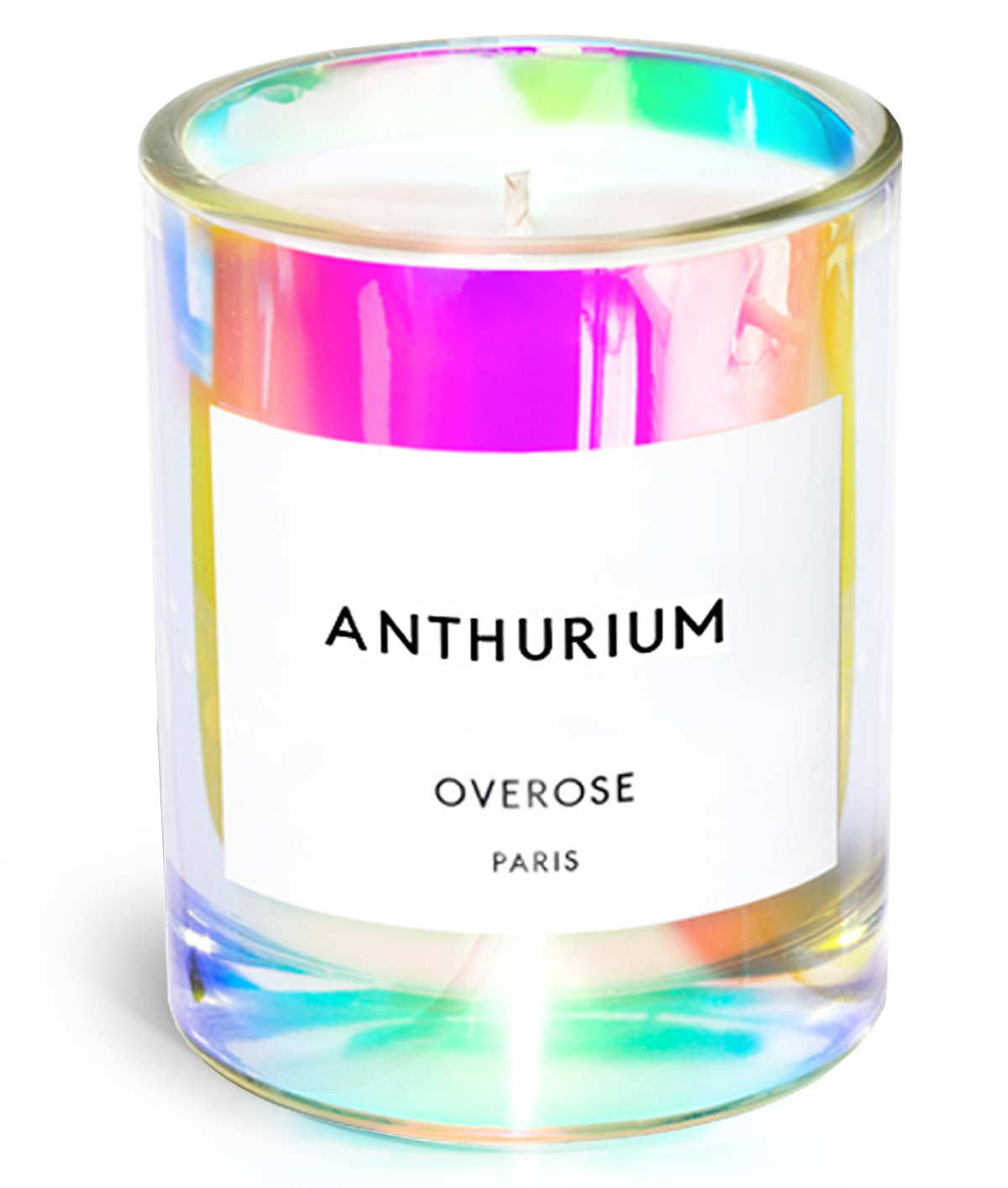 Overose Anthurium Candle, $68