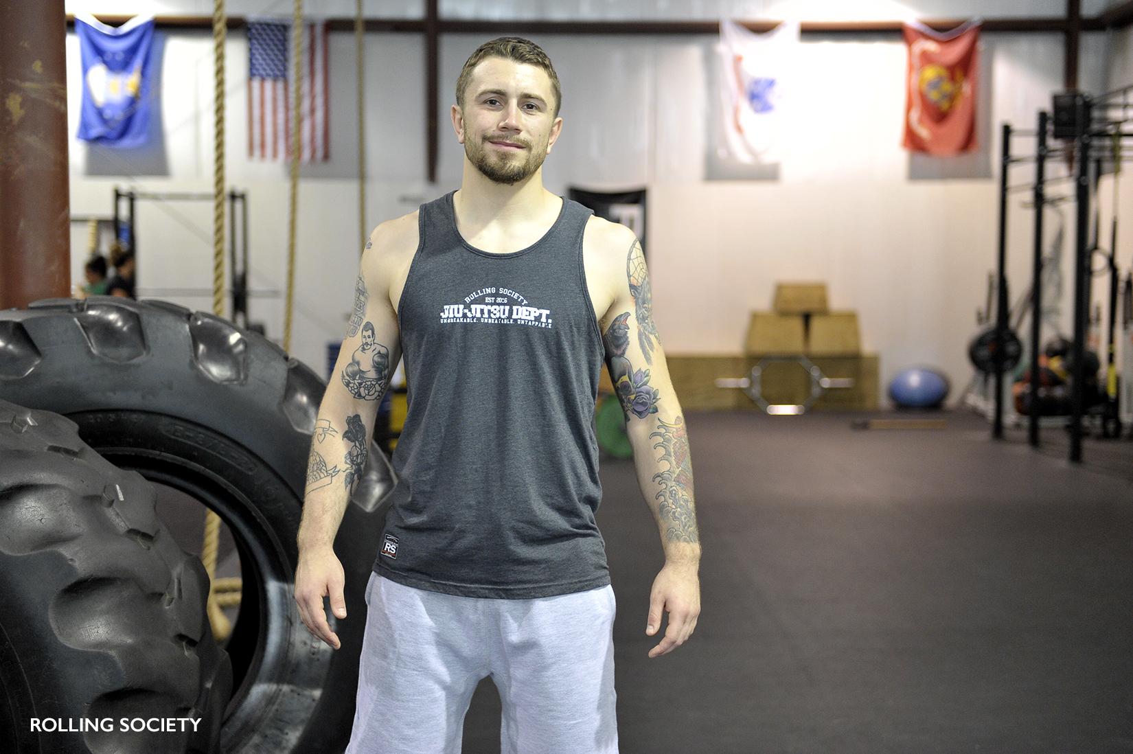 Ryan Rizco MMA Fighter, Wrestler and Purple Belt