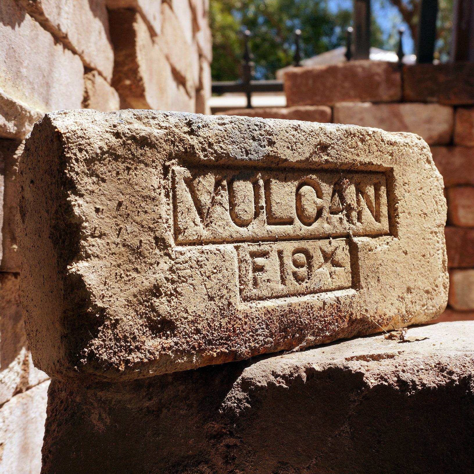 Antique Vintage Historic Bricks