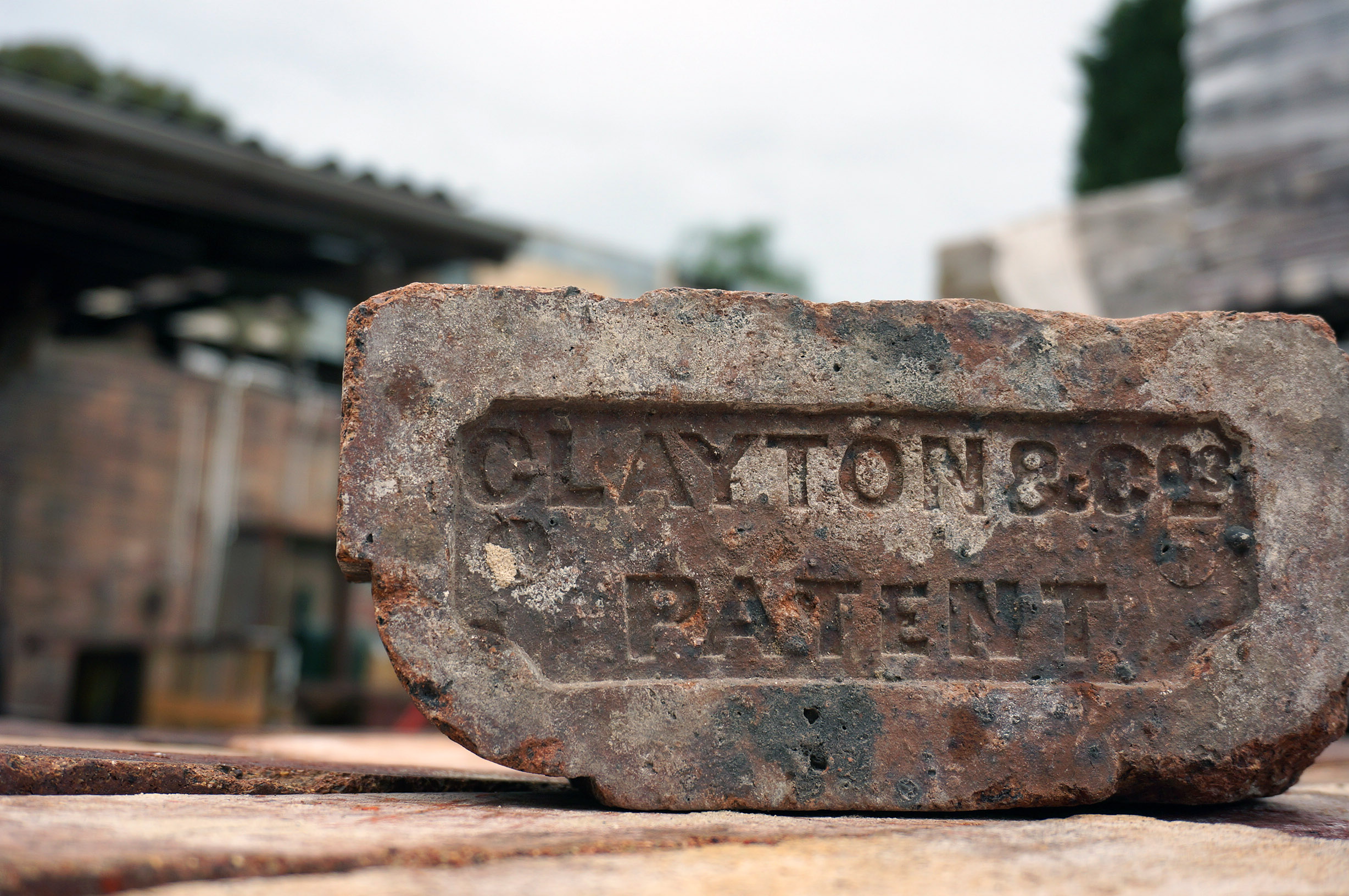 Clayton and Co Brick