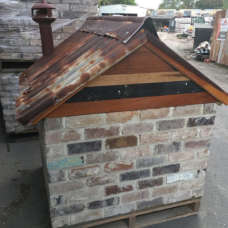 Custom brick Display, Croydon, NSW