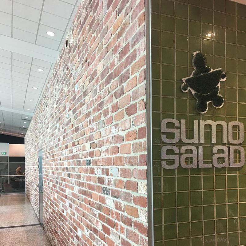 Sumo Salad, Sydney Airport, NSW