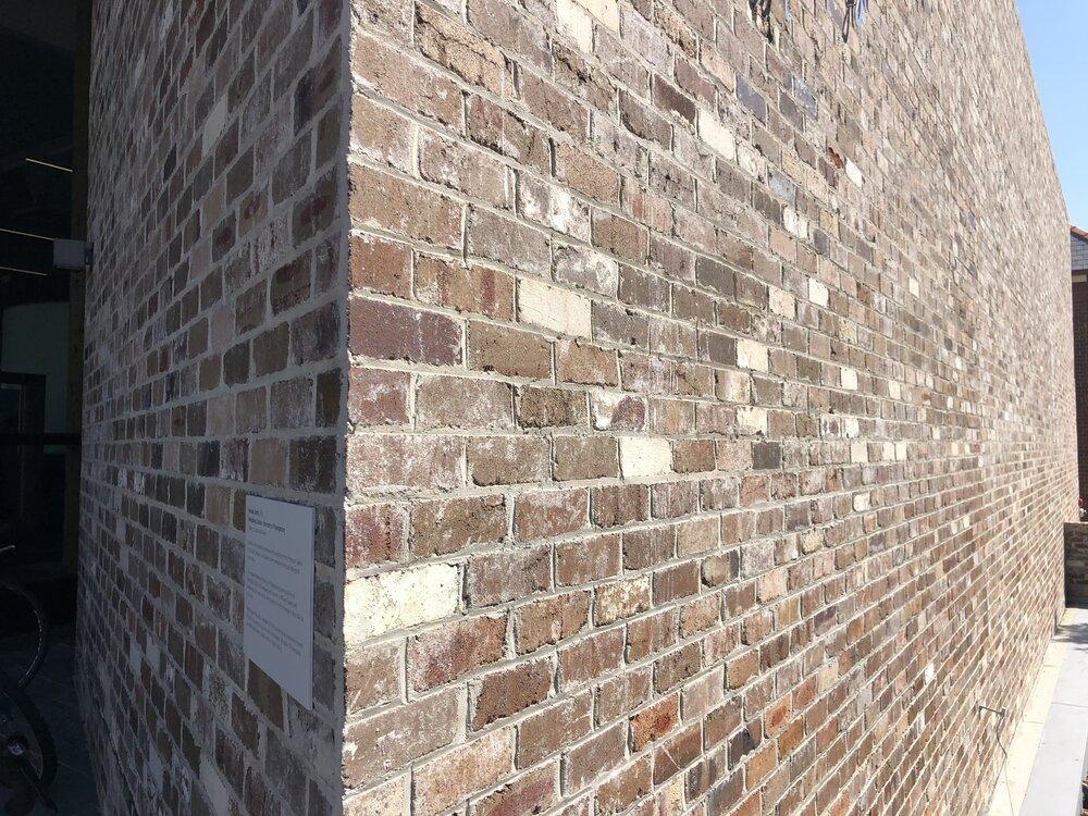 Recycled Brick Centre Used Bricks Soho Grade Feature Walls