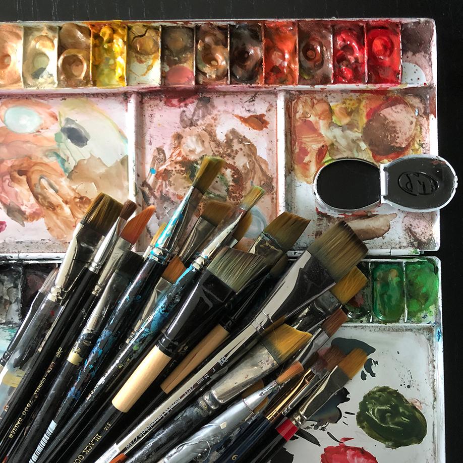 paintings&drawings -