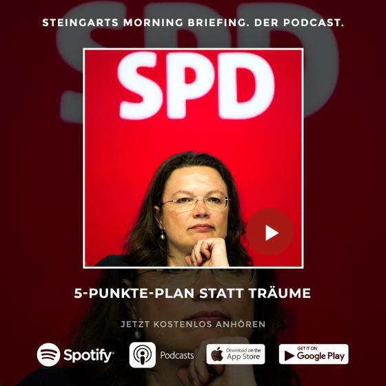 Gabor Steingart Morning Briefing Julius van de Laar