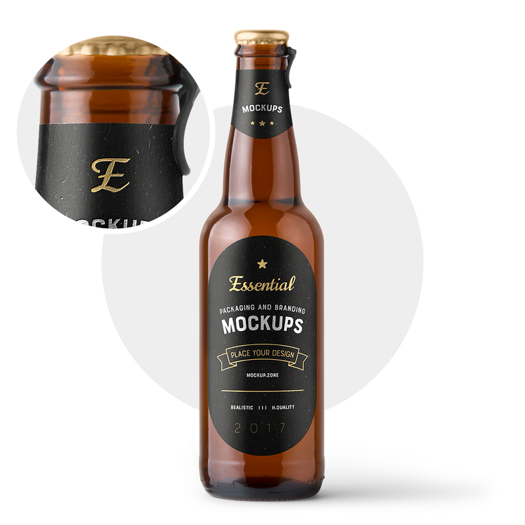 Mind-blowingly high resolution - All mockup items are mind-blowingly high in resolution, which you can use in any kind of projects. They will look professionally great for your print or web projects.