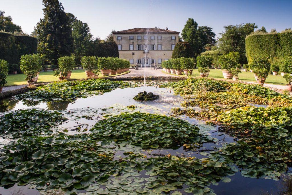 Classic villa near Lucca