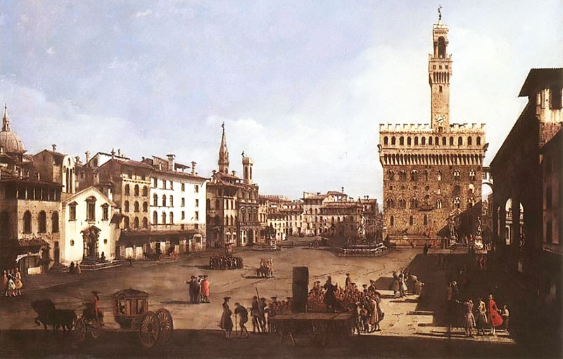 Florence's City Hall, Palazzo Vecchio