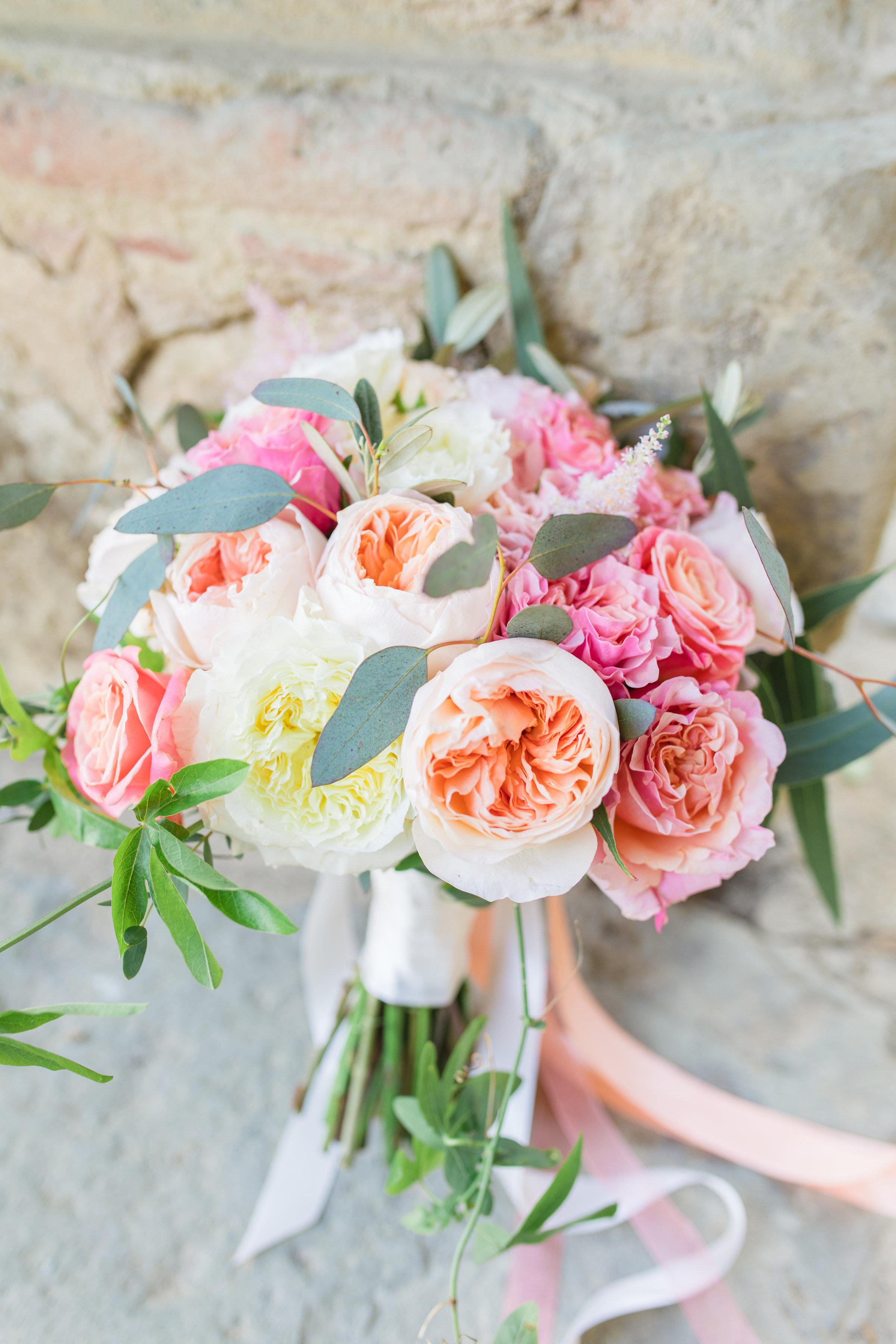 Bespoke Wedding Flowers