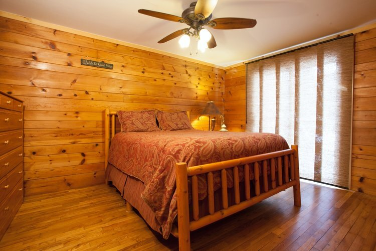 Au Sable Riverview resort The Lodge Bedroom Grayling Michigan.jpg