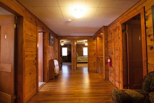 Au Sable Riverview resort The Lodge Hall way area Grayling Michigan.jpg