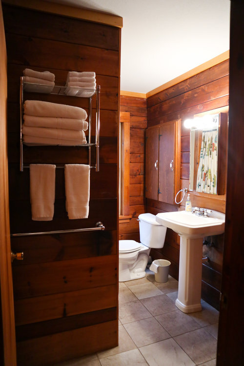 Au Sable Riverview resort The Lodge Bathroom  Grayling Michigan.jpg