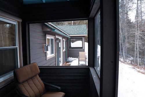 Au Sable Riverview Resort Grayling Michigan The Cottage Porch 17.jpg