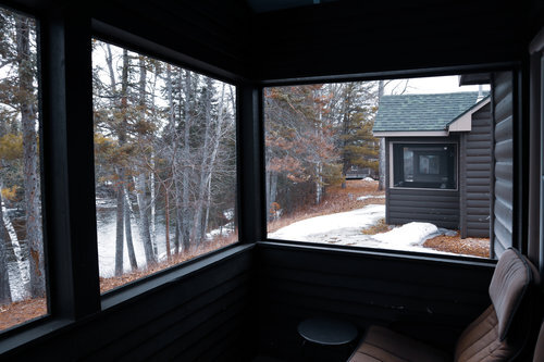 Au Sable Riverview Resort Cabin 3 river view Grayling 10.jpg