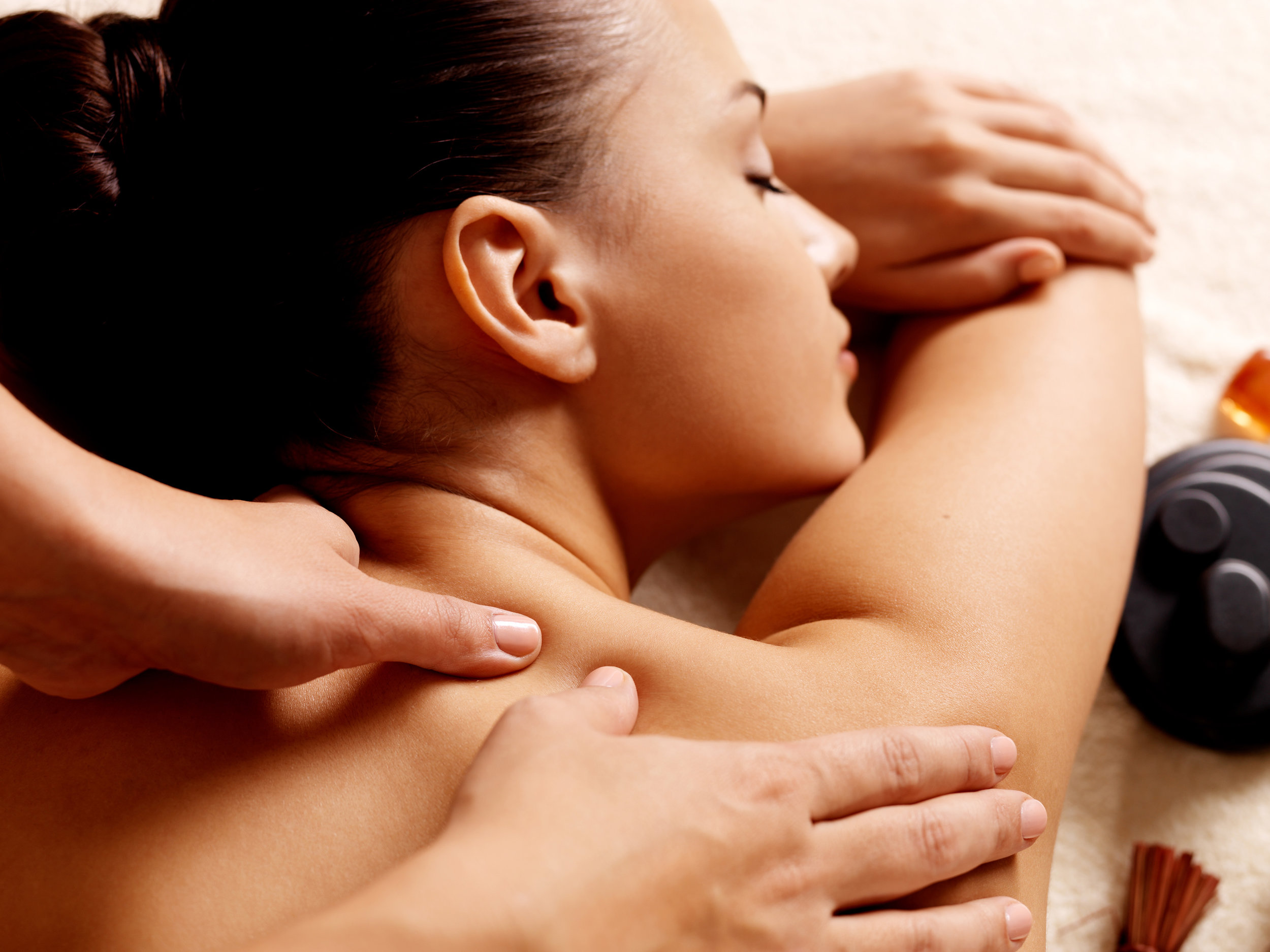 Yin-massage