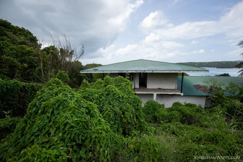 Diplomat's villa, Grenada
