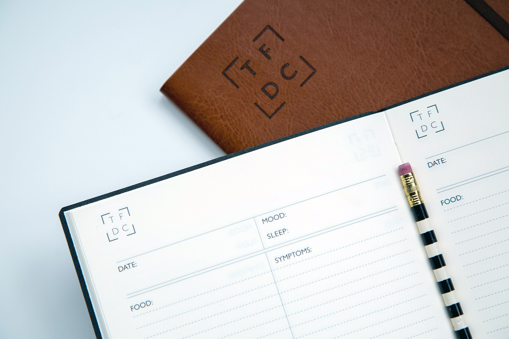 Our diary system doesn't just   track your food and diet. -