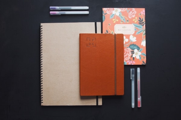 A Food Diary Co food diary cover