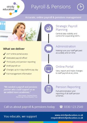 Payroll and Pensions