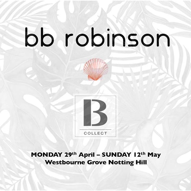 📢📢📢📢📢📢📢📢📢 BIG ANNOUNCEMENT!!! Our pop up is now ON - 2 weeks only - Westbourne Grove Notting Hill - come and find us at The B Collect Store 📢📢📢📢📢📢📢📢📢📢📢📢