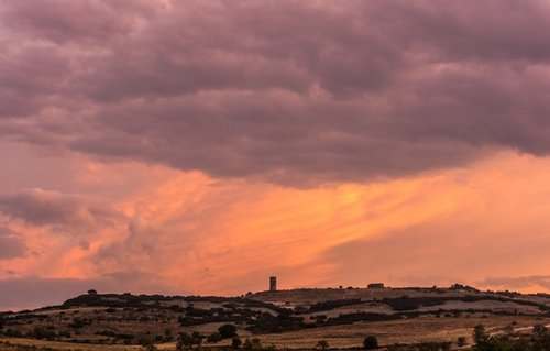 urgell-cataluna-spain-tower-sunset-twilight-dusk-countryside.jpg