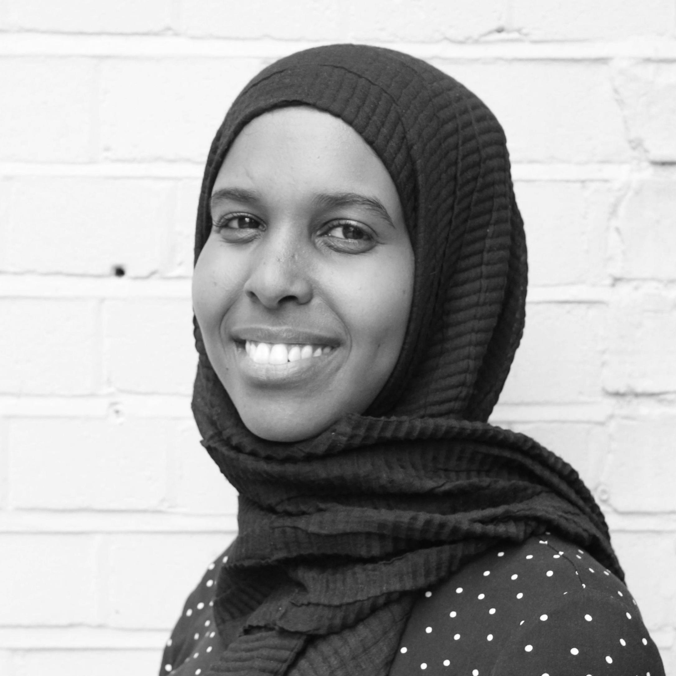 """Khadra Aden, Grants Officer   Khadra brings a wide range of experience from the charity sector and has previously worked on Civil Society Futures. She has been a Camden resident for over 20 years and is active within the local community, including in her role as governor at Rhyl Primary School.  """"Camden Giving is proof that we can flourish when we collaborate across sectors and widen participation to include people directly affected by the issues we want to tackle."""""""