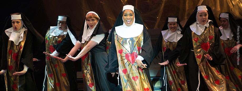 2015 Sister Act - Press Release — OGUNQUIT PLAYHOUSE
