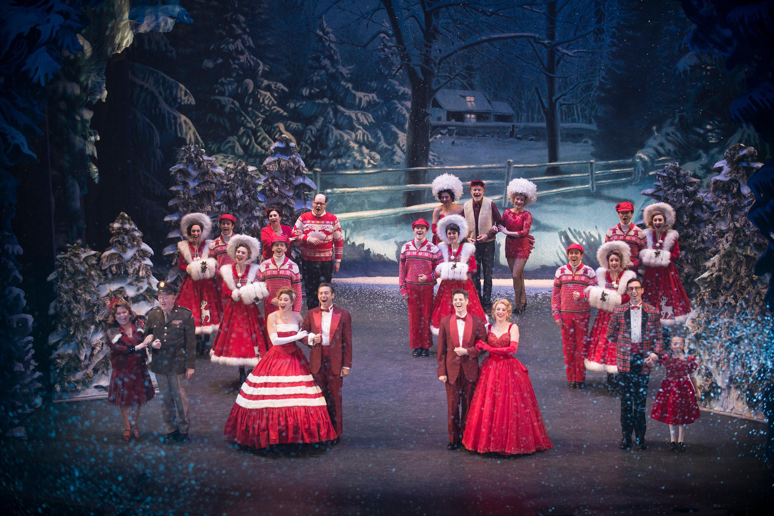 2017 White Christmas at the Music Hall -Photo by Gary Ng