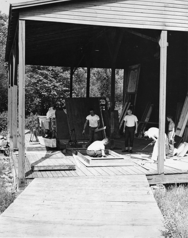 Scene Shop, 1964