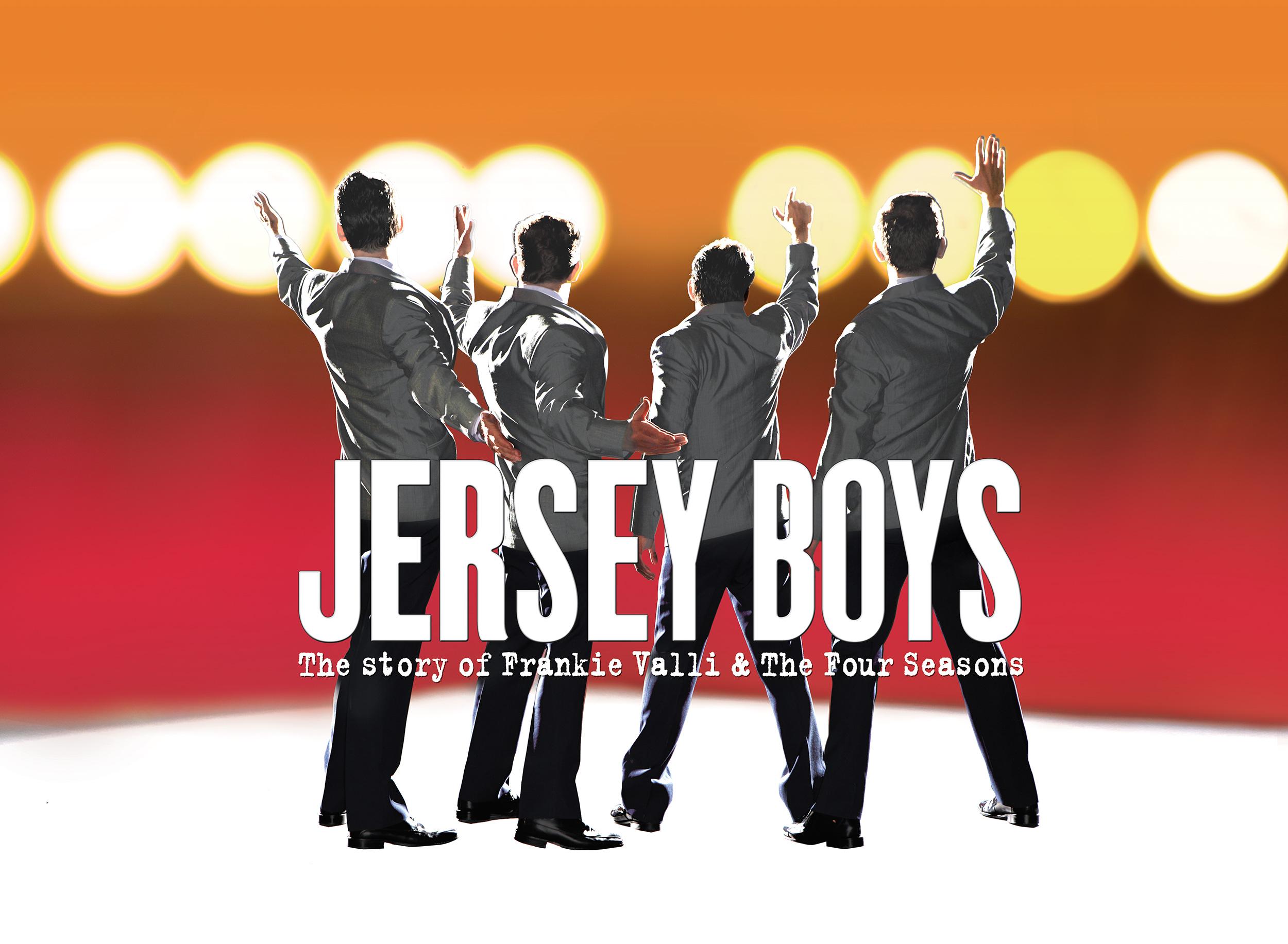 Jersey Boys - Director's Notes — OGUNQUIT PLAYHOUSE