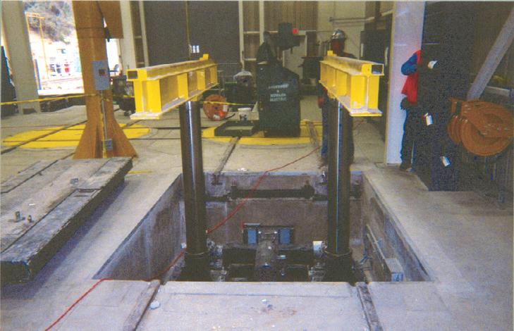 Truck Hoist — Macton - Designer and Manufacturer of Turntable